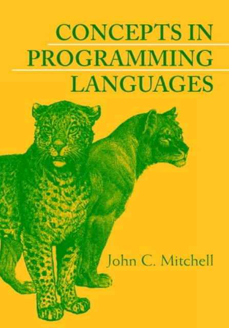 (ebook) Concepts in Programming Languages