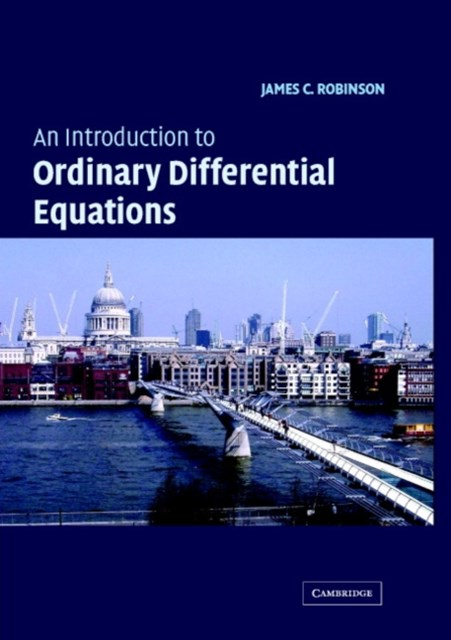 (ebook) Introduction to Ordinary Differential Equations