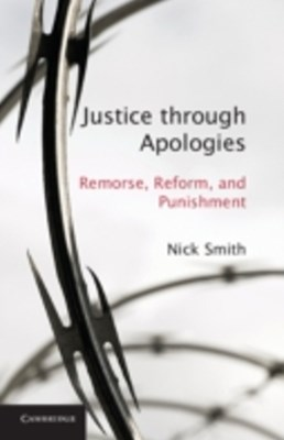 (ebook) Justice through Apologies