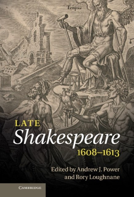 (ebook) Late Shakespeare, 1608-1613