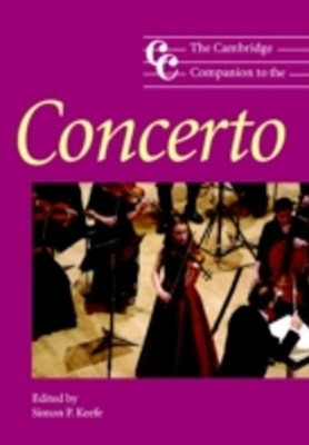 Cambridge Companion to the Concerto