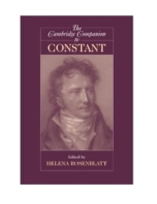 Cambridge Companion to Constant