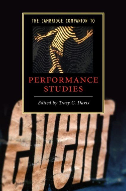 (ebook) Cambridge Companion to Performance Studies