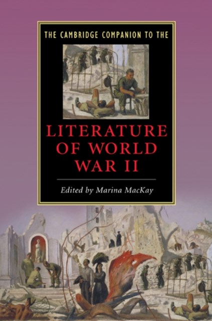 (ebook) Cambridge Companion to the Literature of World War II