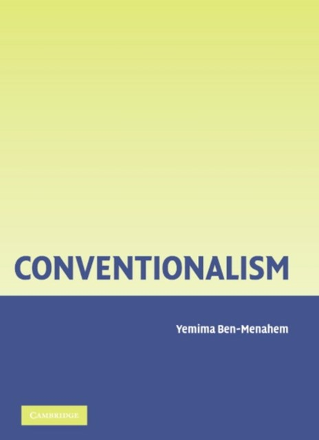 (ebook) Conventionalism