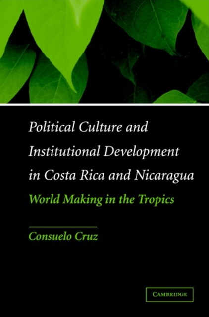 Political Culture and Institutional Development in Costa Rica and Nicaragua