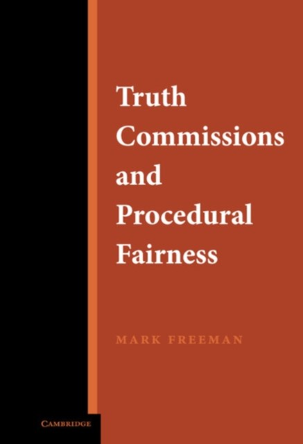 (ebook) Truth Commissions and Procedural Fairness