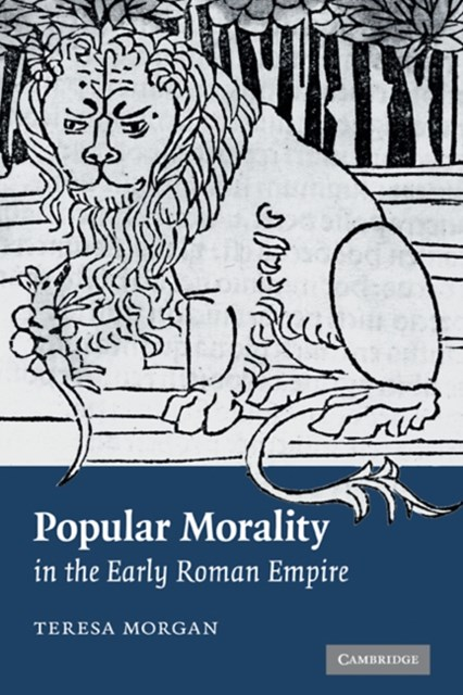 (ebook) Popular Morality in the Early Roman Empire