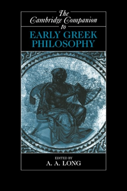 (ebook) Cambridge Companion to Early Greek Philosophy