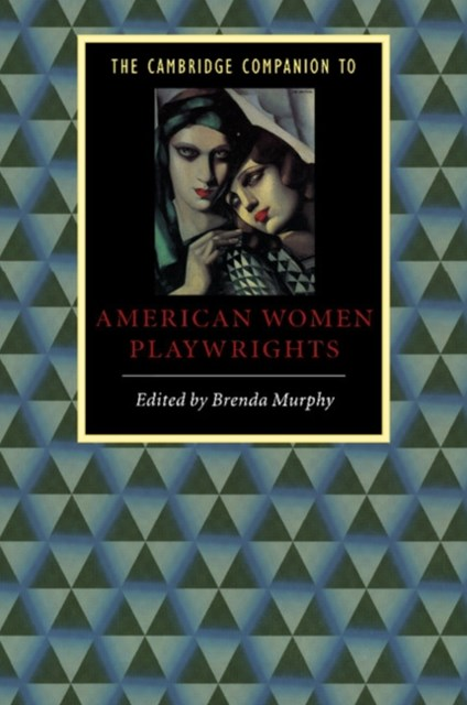 (ebook) Cambridge Companion to American Women Playwrights