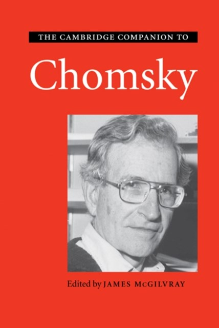 (ebook) Cambridge Companion to Chomsky
