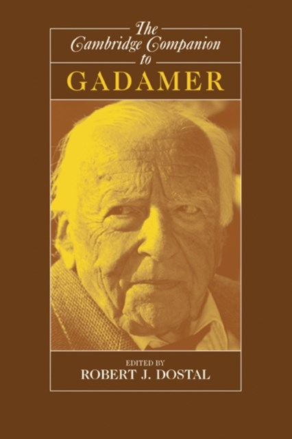 Cambridge Companion to Gadamer