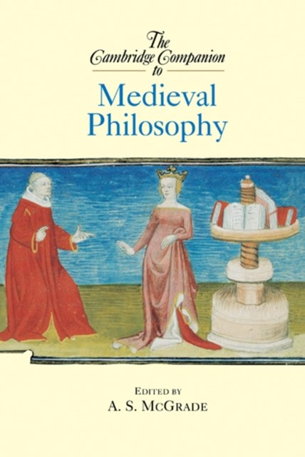 (ebook) Cambridge Companion to Medieval Philosophy