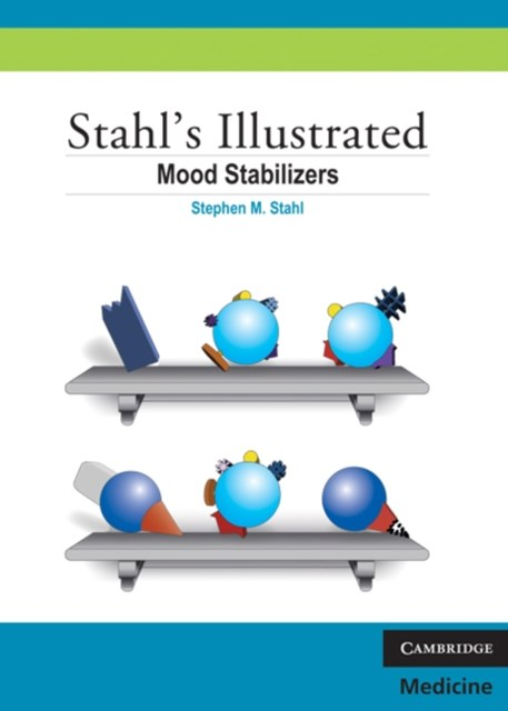 (ebook) Stahl's Illustrated Mood Stabilizers