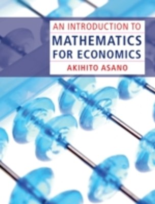 (ebook) Introduction to Mathematics for Economics