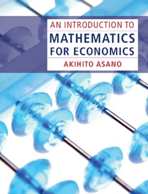 (ebook) An Introduction to Mathematics for Economics
