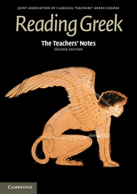 Teachers' Notes to Reading Greek
