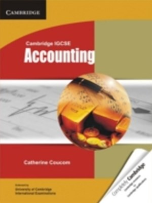 (ebook) Cambridge IGCSE Accounting eBook