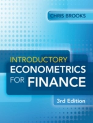 (ebook) Introductory Econometrics for Finance