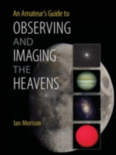 (ebook) Amateur's Guide to Observing and Imaging the Heavens - Art & Architecture Photography - Pictorial