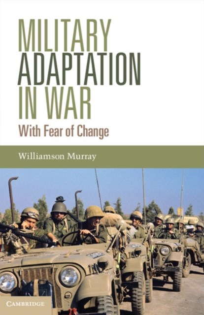 Military Adaptation in War