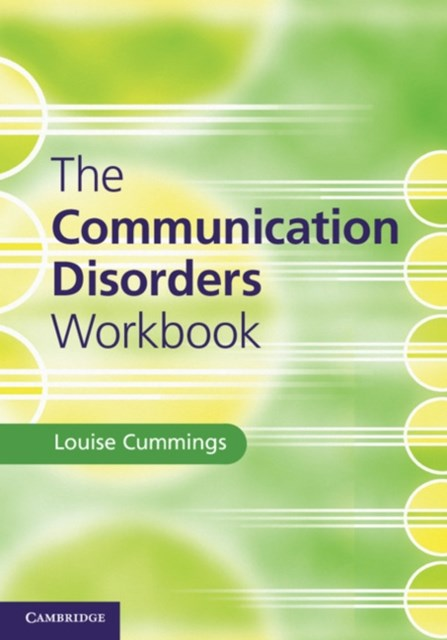 Communication Disorders Workbook