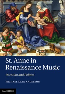 (ebook) St Anne in Renaissance Music - Entertainment Music General