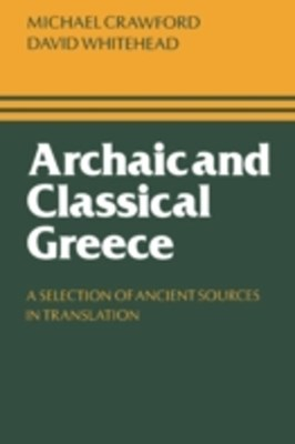 (ebook) Archaic and Classical Greece
