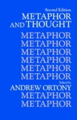 (ebook) Metaphor and Thought