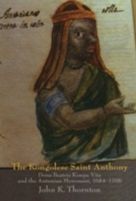 Kongolese Saint Anthony