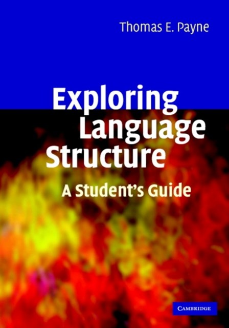 Exploring Language Structure