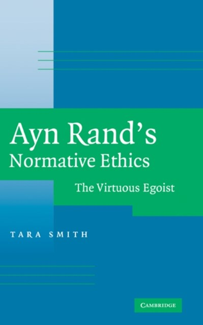 (ebook) Ayn Rand's Normative Ethics