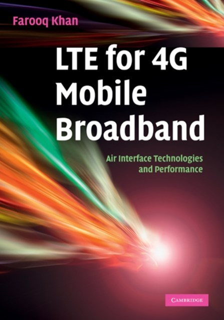 (ebook) LTE for 4G Mobile Broadband