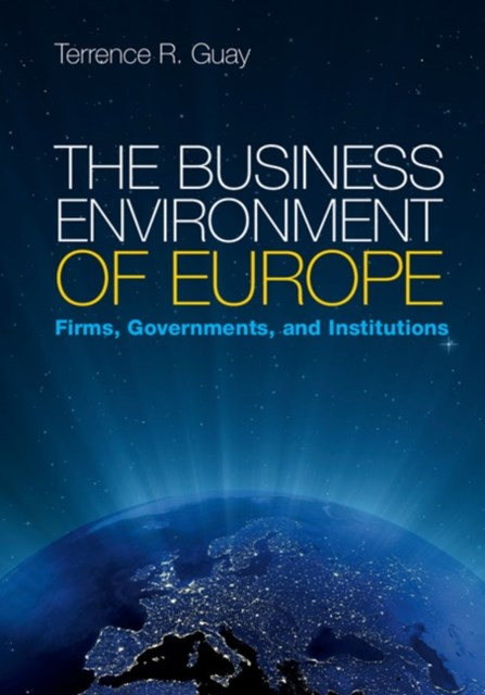 (ebook) Business Environment of Europe