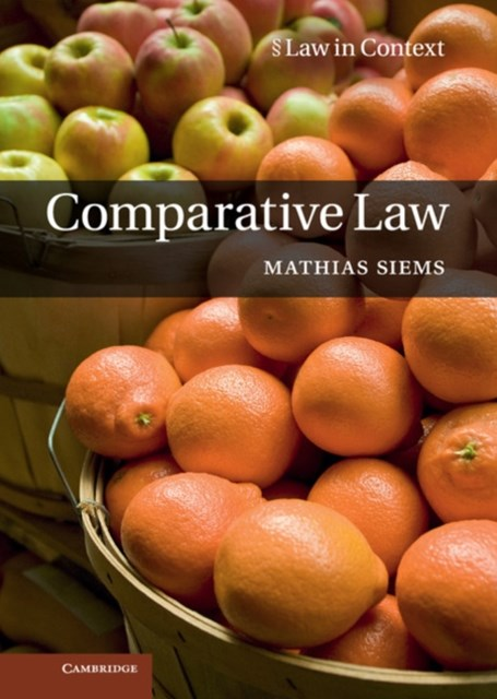 (ebook) Comparative Law