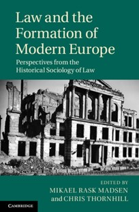 (ebook) Law and the Formation of Modern Europe - History European