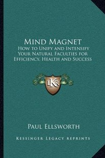 Mind Magnet by Paul Ellsworth (9781162572642) - PaperBack - Modern & Contemporary Fiction Literature