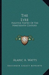 The Lyre by Alaric A Watts (9781163287927) - PaperBack - Modern & Contemporary Fiction Literature