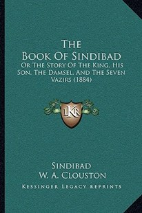 The Book of Sindibad by Sindibad, United States (9781164944881) - PaperBack - Reference Law
