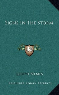 Signs in the Storm by Joseph Nemes (9781166127558) - HardCover - Modern & Contemporary Fiction Literature