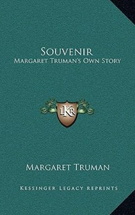 Souvenir by Margaret Truman (9781166137236) - HardCover - Modern & Contemporary Fiction Literature
