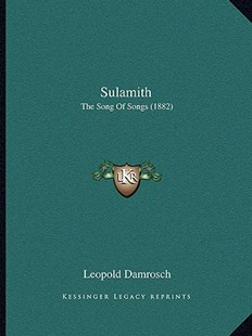 Sulamith by Leopold Damrosch Jr (9781166151379) - PaperBack - Modern & Contemporary Fiction Literature