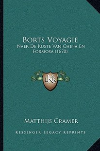 Borts Voyagie by Matthijs Cramer (9781166162832) - PaperBack - Modern & Contemporary Fiction Literature