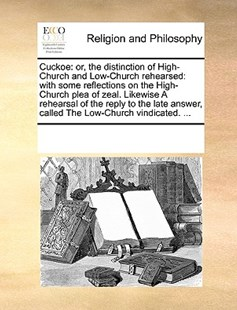 Cuckoe by See Notes Multiple Contributors (9781170239704) - PaperBack - Religion & Spirituality