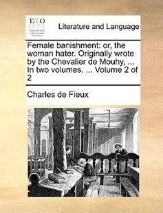 Female Banishment by Charles De Fieux (9781170381854) - PaperBack - Reference