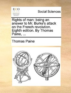 Rights of Man by Thomas Paine (9781170404874) - PaperBack - Social Sciences Sociology