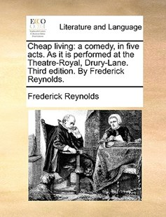 Cheap living by Frederick Reynolds (9781170443941) - PaperBack - Reference