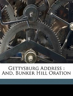 Gettysburg Address by  (9781172265831) - PaperBack - History
