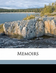 Memoirs by  (9781172267736) - PaperBack - History