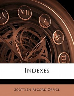 Indexes by  (9781172284139) - PaperBack - History